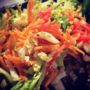 Sesame & Ginger Salad