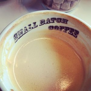 small batch coffee