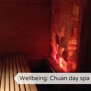chuan day spa with salt sauna