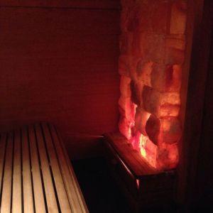 Chuan Day spa Himalayan Salt Sauna