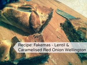 fakemas - vegan recipes for an alternative christmas