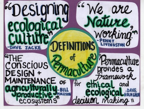 Definitions of permaculture