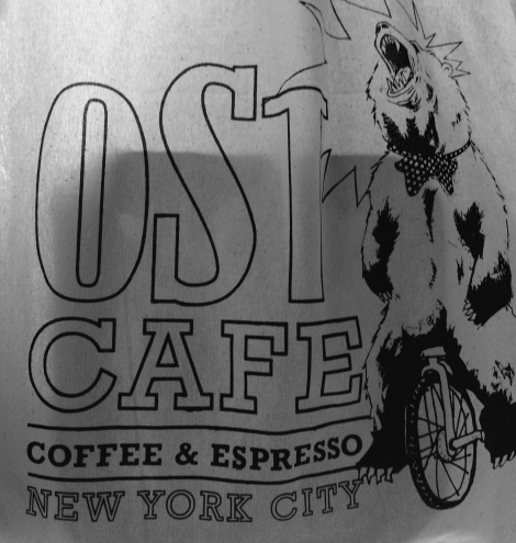 The Ost cafe, New York City