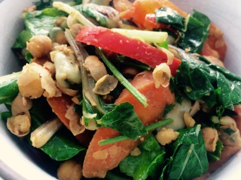 A spring medley for the mouth